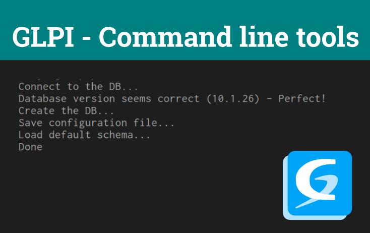 Instalando o glpi via command line tool CLI