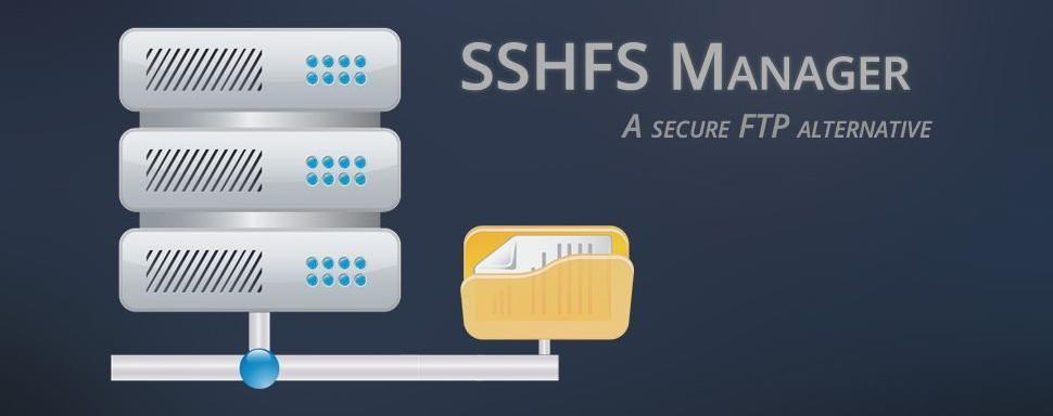 Montando pasta remota via sshfs